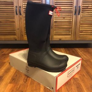 'Original Tour' Hunter neoprene rain boots